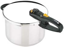 Fagor Duo Pressure Cooker Package