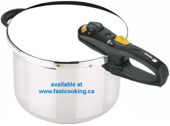 Click to Learn about Fagor Pressure Cookers